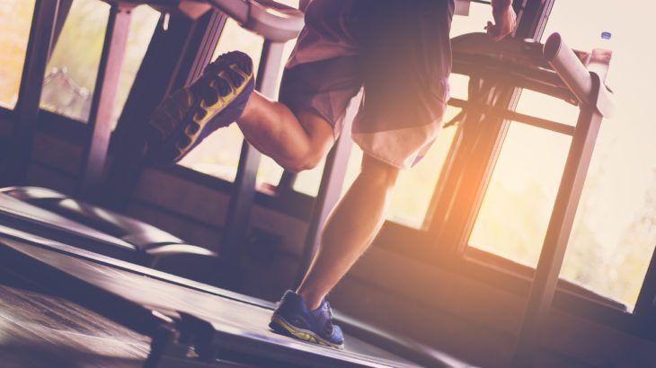 Bieżnie w klubach fitness